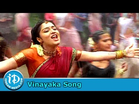 Vinayaka Song - Evandoi Srivaru Movie Songs - Srikanth - Sneha - Nikitha video