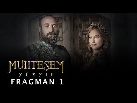 Muhteşem Yüzyıl   15 Bölüm   Fragman 1