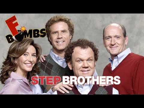 STEP BROTHERS - F-Bombs (2008) Will Ferrell, John C. Reilly Comedy