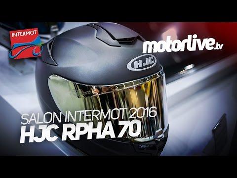 HJC R-PHA 70   INTERMOT 2016
