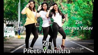 Swag Se Swagat | Tiger Zinda Hai | Salman Khan | katrina Kaif | Zumba Bollywood choreography