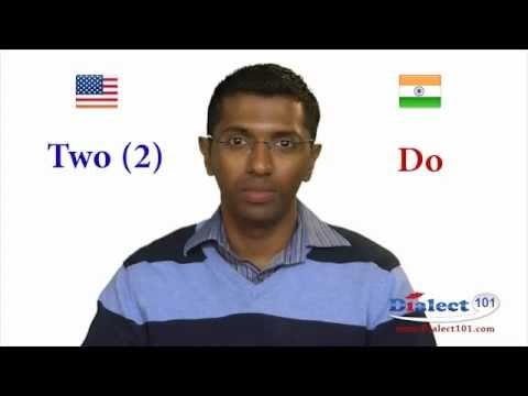 How to speak Hindi - Numbers