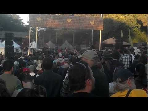 Seasick Steve with John Paul Jones - You Say Jump - Hardly Strictly Bluegrass 2012