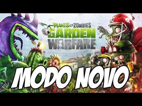 Plants vs Zombies Garden Warfare - Kill Confirmed MODO NOVO