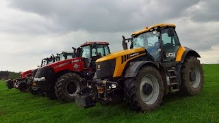Dragging Machines - Case IH | Fendt | Same | JCB