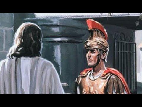 Dénes Béla - A kapernaumi százados szolgájának meggyógyítása (Mt 8, 5-13)