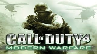 Call Of Duty 4 Modern Warfare - Game Movie