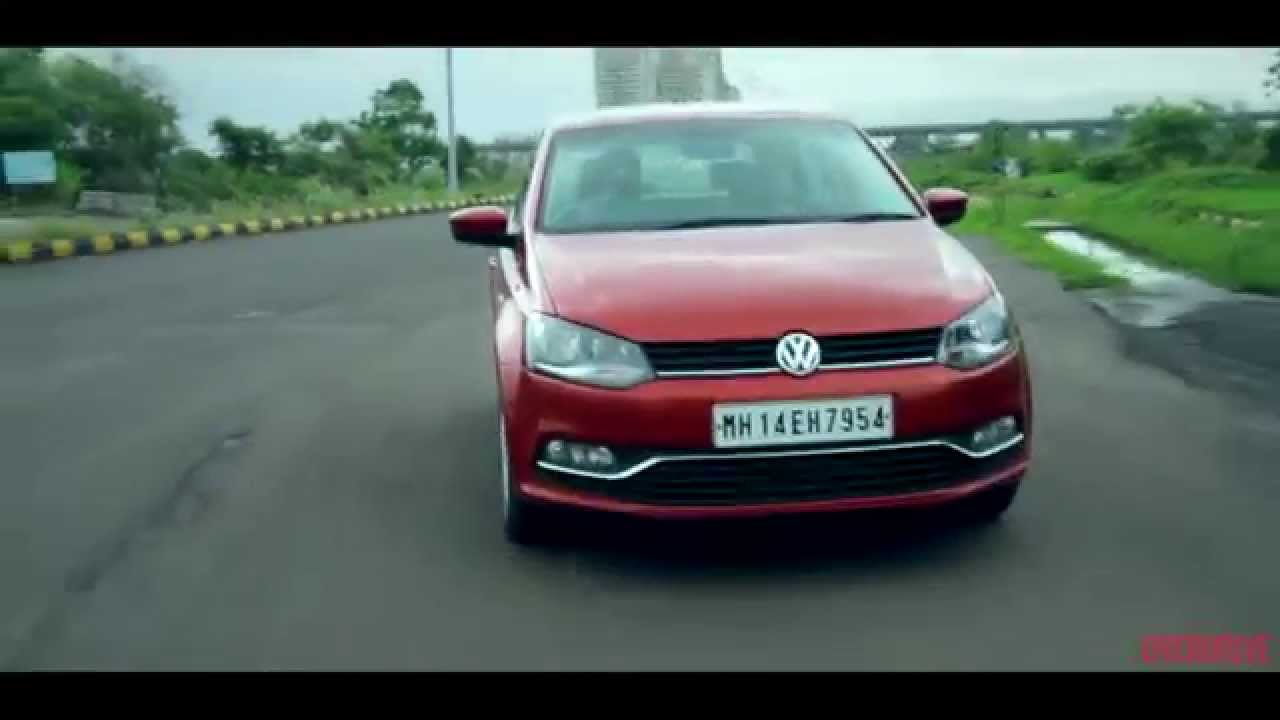 2014 Volkswagen Polo Diesel First Drive Review India