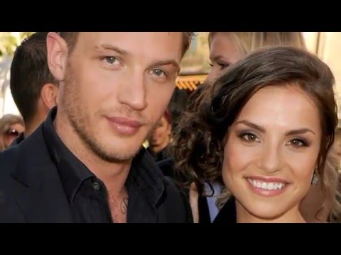Tom Hardy & wife Charlotte Riley I Love Me Like You Do I True Love Forever