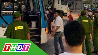Nghi án cướp tiền táo tợn trên xe khách giữa TP Biên Hòa | THDT