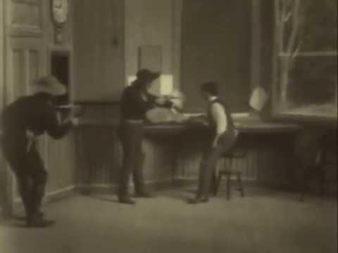 The Great Train Robbery (1903) Full COMPLETE Original Film RESTORED