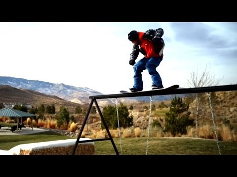 Snowboard Park - Behind The Scenes