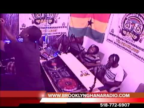 WAYOOSI ON BROOKLYN GHANA RADIO (GLC)