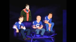 Eight Crazy Nights bum biddy scene 1080p