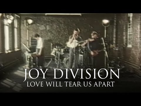 Joy Division - Love Will Tear Us Apart [OFFICIAL MUSIC VIDEO] Music Videos