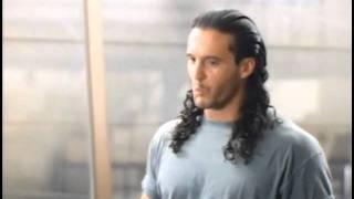 Slicked Back Hair - Evan Lurie