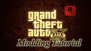 Grand Theft Auto V (GTA 5): Money And Stats Modding Tutorial