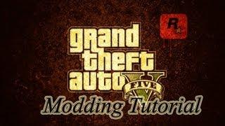 Grand Theft Auto V (GTA 5): Money And Stats Modding Tutorial