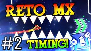 Challenges de GD! RetoMX #2 |Geometry dash 2.11| Carlos mx