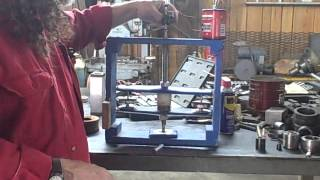 Free Energy Generator - The Real Thang - Part I