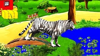 Learn farm animals and animals sounds | Nursery Rhymes and Kids Songs from Learning Kids