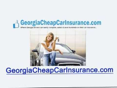 Car Insurance In Georgia |  Slash rates by up to 50% or more on Car Insurance In Georgia