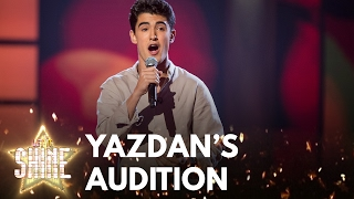 Yazdan Qafouri performs 'Ain't No Sunshine' by Bill Withers - Let It Shine - BBC One