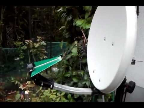 World's cheapest INMARSAT reception systen using DVB-T USB dongle (RTL SDR)