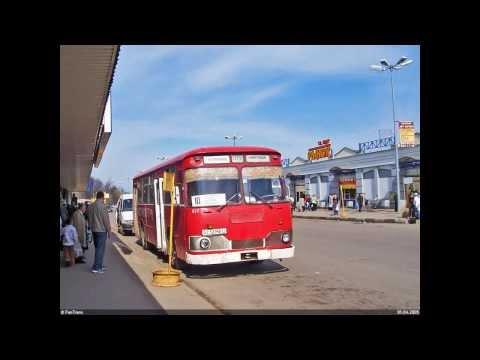 Посвящается автобусам ЛиАЗ 677 АК 1375 г.Мытищи.