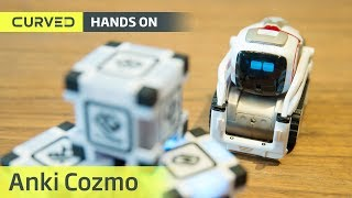 Anki Cozmo im Test: das Hands-on | deutsch