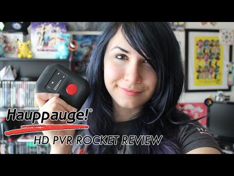 Hauppauge HD PVR Rocket Review | Erika Szabo