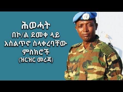 Voice of Amhara Daily Ethiopian News July 15, 2017
