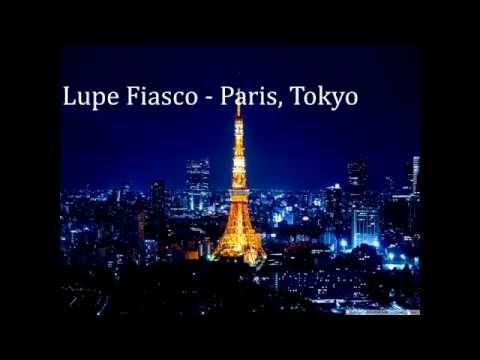 Lupe Fiasco - Paris, Tokyo (Instrumental) Extended