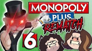 Monopoly - THE REMATCH: Live and Let Dice - PART 6 - Game Grumps VS