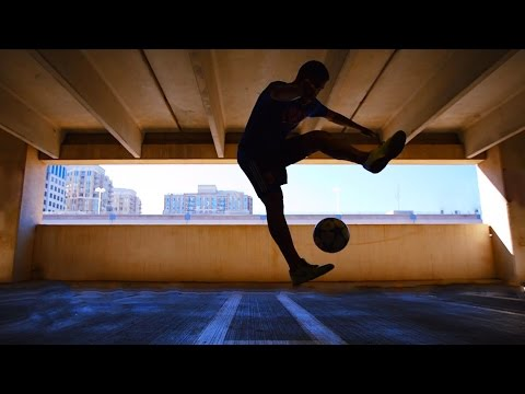 Amazing Soccer Freestyle (feat. Bashir Hooper) video