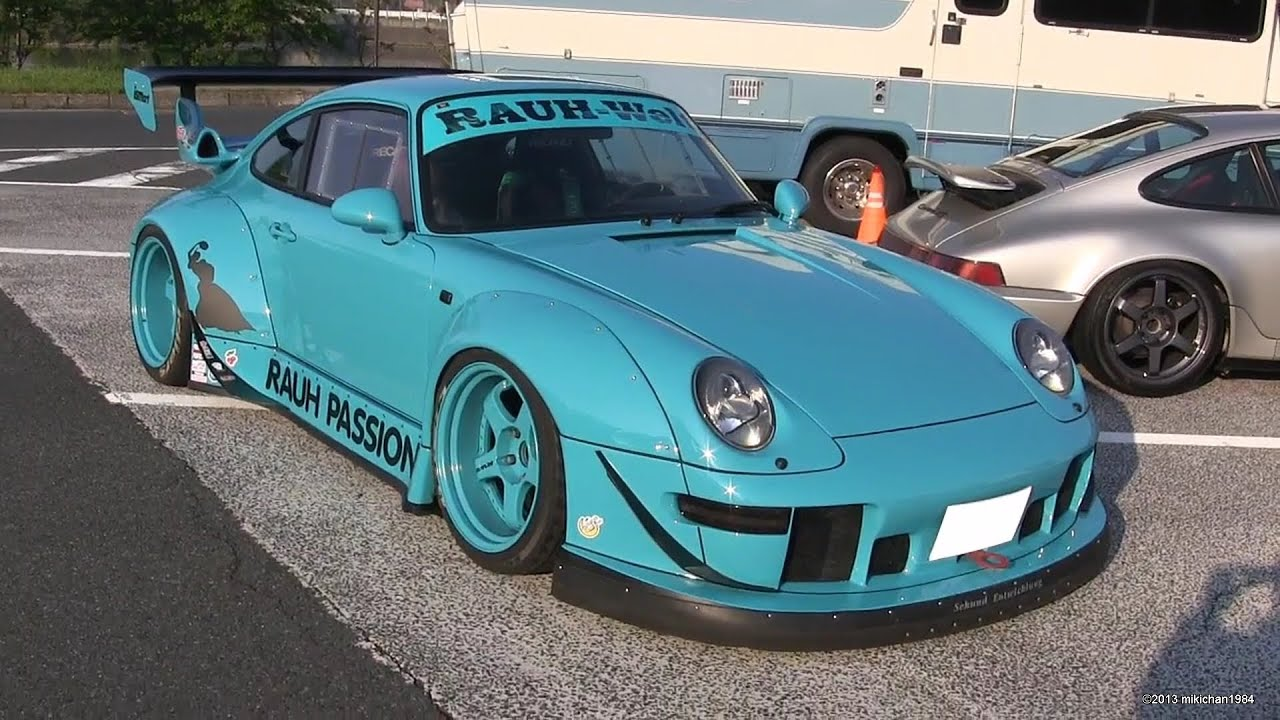Rauh Passion Rwb Porsche 993 Youtube
