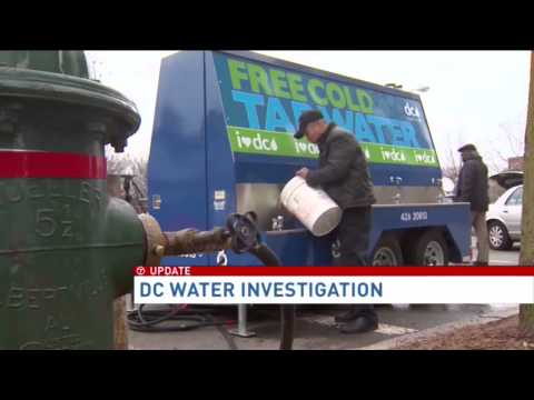 Source of petroleum-smelling water in Northwest D.C. remains mystery