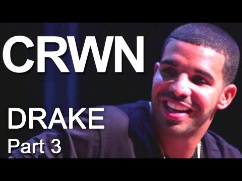 CRWN w/ Elliott Wilson Ep. 5 Part 3 of 3: Drake Takes Questions from Fans