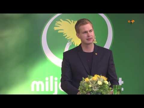 """Gustav Fridolin (MP): """"Nästa generationsbarn kommer att behöva betala"""""""