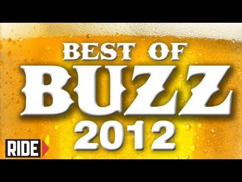 Nyjah, Gillette, Mike Mo, Neen, David Gonzalez! Weekend Buzz ep. 45: Best of the Buzz 2012!