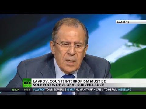 'West trying to 'flirt' with Islamic front in Syrian crisis' - Lavrov (EXCLUSIVE)