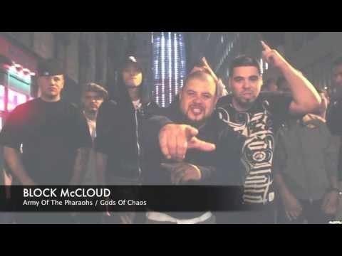 "Blacastan, Esoteric, Born Unique, King Magnetic & Block McCloud - ""U-N-I-verse"" (Prod. DJ Tray)"