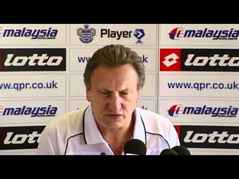Neil Warnock on the Sepp Blatter racism row
