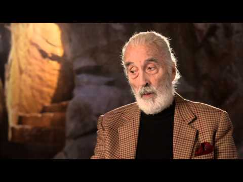 The Hobbit: The Battle of the Five Armies: Christopher Lee