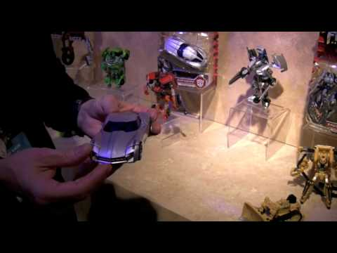 Zadzooks: Toy Fair 2009, Hasbro s Transformers