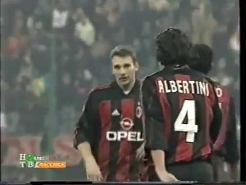 Milan - Roma. Serie A-2000/01 (3-2)