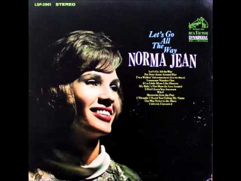 Norma Jean - Put Your Arms Around Her