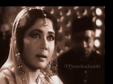 Beraham aasman meri manzil bata hai kahan..Talat - RajinderKrishan- M M..A tribute