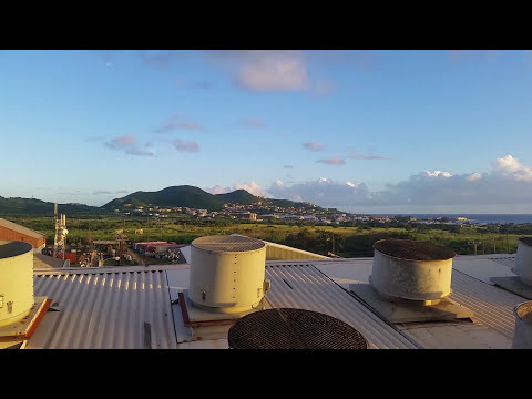 Views from St.Kitts Needmust Power Plant