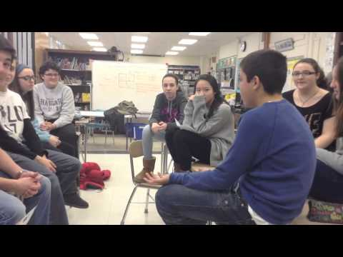 Grover Cleveland Middle School Video - Idling
